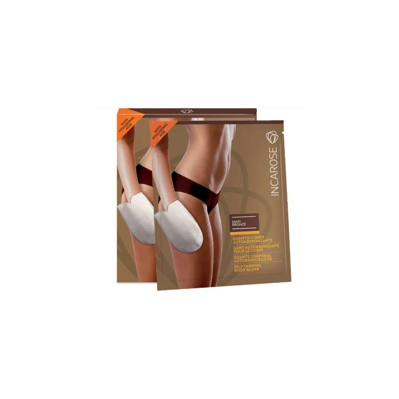 Incarose Maxi Bronze Guanto Corpo Monouso - 17 ml