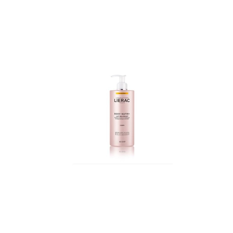 Lierac - Lierac Body Nutri+ Latte Relipidante 400ml - 974005997