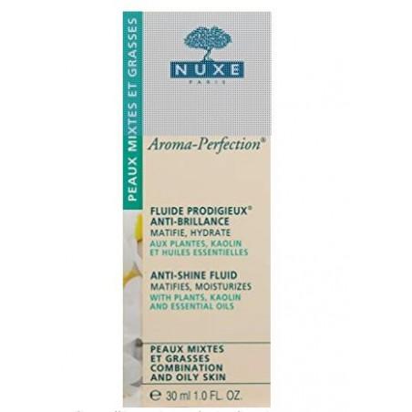 Nuxe Aroma Perfection Fluide Prodigieux Anti- Brillance 30ml