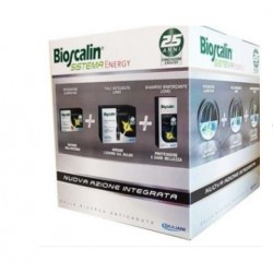 Bioscalin - Bioscalin Energy Compresse + Fiale + Shampoo Promo - 970977132