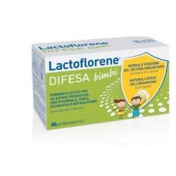 Lactoflorene - Lactoflorene Difesa Bambini 10 Flaconcini - 939278976