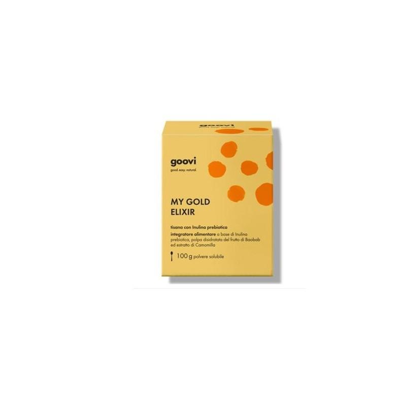 Goovi - Goovi Tisana Prebiotica 100 g Polvere Solubile - 975525559