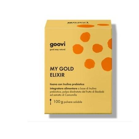Goovi Tisana Prebiotica 100 g Polvere Solubile