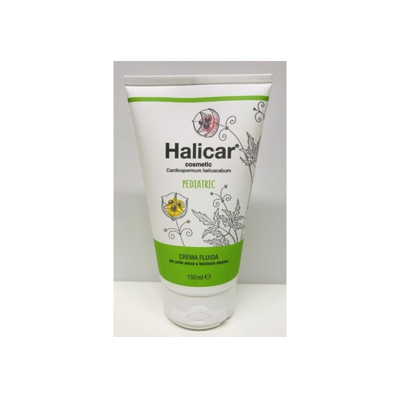 LOACKER HALICAR CREMA FLUIDA PEDIATRICA 150 ML