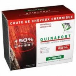 Klorane - Klorane Quinafort Uomo Duo anticaduta - 931092035