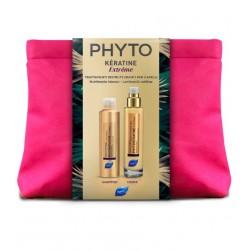 Phyto - Phyto Cofanetto Phytokératine Extreme 发朵套装 - 975181518
