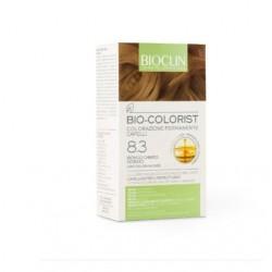 Bioclin - Bioclin Bio Colorist Colorazione Permanente 8.3 Biondo Chiaro Dorato - 975025141