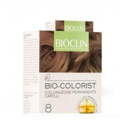 Bioclin - Bioclin Bio Colorist Colorazione Permanente 8 Biondo Chiaro - 975025053