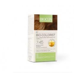 Bioclin - Bioclin Bio Colorist Colorazione Permanente 7.45 Biondo Rame Mogano - 975025192