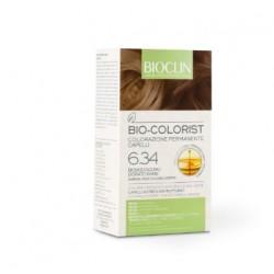 Bioclin - Bioclin Bio Colorist Colorazione Permanente 6.34 Biondo Scuro Dorato Rame - 975025180