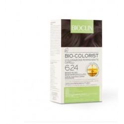 Bioclin - Bioclin Bio Colorist Colorazione Permanente 6.24 Biondo Scuro Beige Rame - 975025127