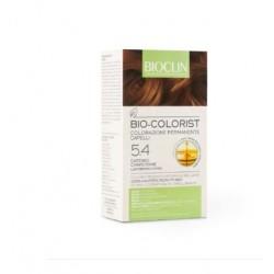 Bioclin - Bioclin Bio Colorist Colorazione Permanente 5.4 Castano Chiaro Rame - 975025216