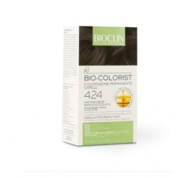 Bioclin - Bioclin Bio Colorist Colorazione Permanente 4.24 Castano Beige Rame - 975025103