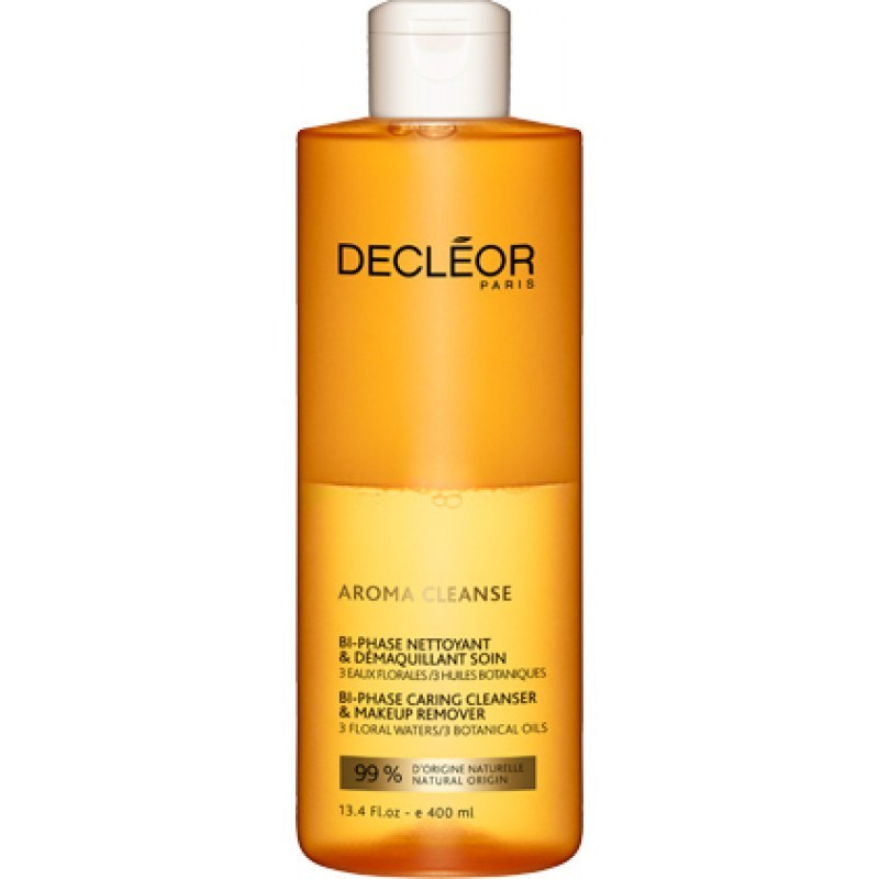 DECLEOR CLEANSER BI-PHASE NETTOYANT & DEMAQUILLANT SOIN 400 ML