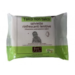 Fiocchi di Riso - Fiocchi di Riso Talco non Talco Salviette Rinfrescanti - 974058923