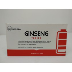Farmaciapoint - Ginseng Tonico 10 flaconcini x 10ml by Farmaciapoint - 940941697