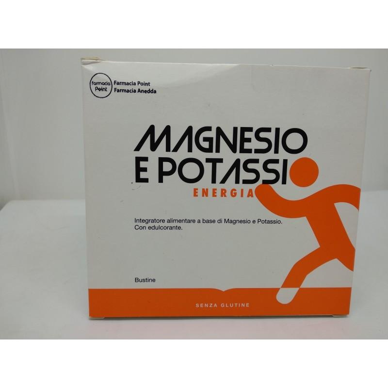 Magnesio e Potassio energia 20 bustine by Farmaciapoint