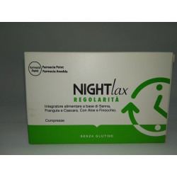 Farmaciapoint - Integratore NightLax regolarità intestinale By Farmaciapoint - 940941762