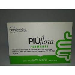 Farmaciapoint - Fermenti Piu'Flora 30 capsule by farmaciapoint - 940941735