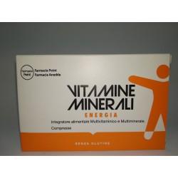 Farmaciapoint - Integratore Vitamine e Minerali energia 30cpr by Farmaciapoint - 940941711