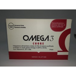Farmaciapoint - Integratore Omega 3 Cuore by Framaciapoint - 940941786