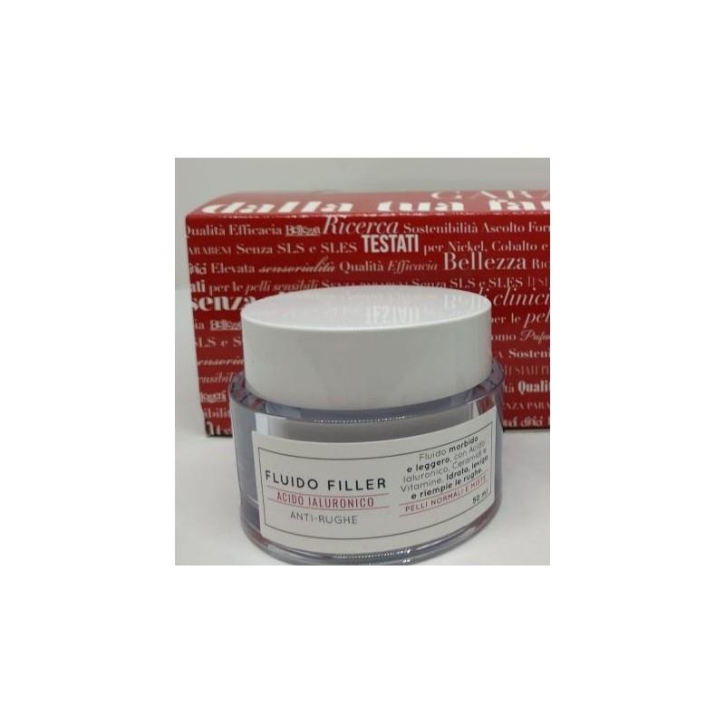 Fluido Filler anti rughe con acido ialuronico 50 ml By Farmaciapoint