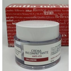 Farmaciapoint - Crema ricompattante anti età con collagene 50ml by Farmaciapoint - 940941937