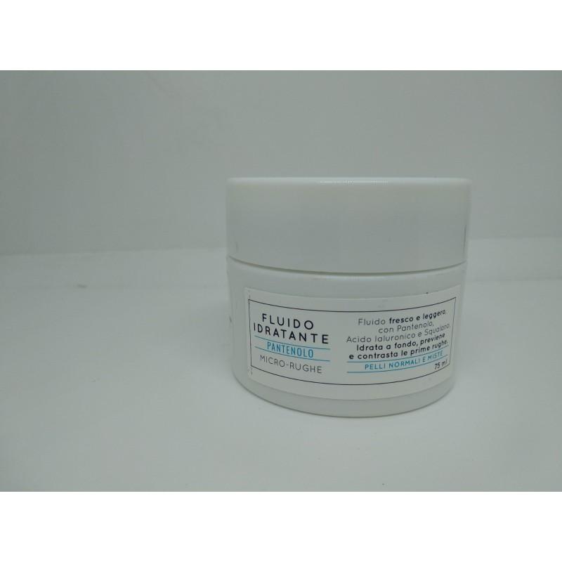 Fluido Idratante con pantenolo micro rughe 75 ml by Farmaciapoint