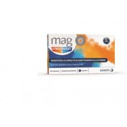 Sanofi - Mag Stress Resist utile in caso di stanchezza e stress 30 compresse - 941843043
