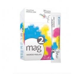 Sanofi Spa - Mag 2 Soluzione Orale Magnesio 20 Bustine 1,5g/10ml - 025519063