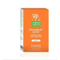Loacker Remedia Sr - Mama Natura Enterokind Junior 12 Stick - 941771709