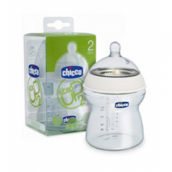 Chicco - Chicco Biberon Step Up da 250 Ml 2 2 Mesi+ - 921392837
