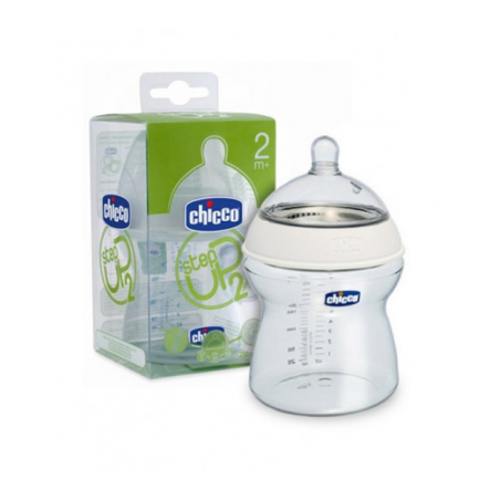 Chicco Biberon Step Up da 250 Ml 2 2 Mesi+