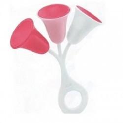 Chicco - Chicco Gioco Tulipano Sonoro Rosa - 920310000