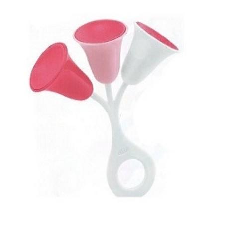 Chicco Gioco Tulipano Sonoro Rosa