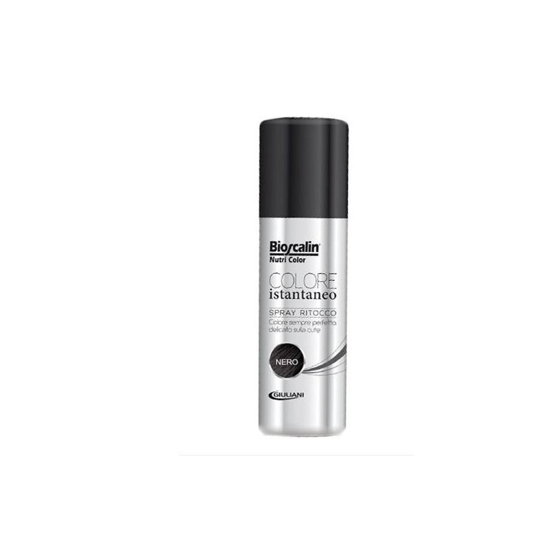 Bioscalin Nutri Color Spray Ritocco Nero 75ml