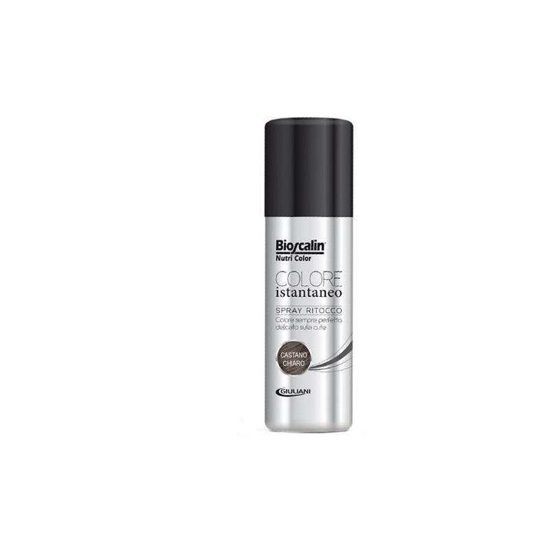Bioscalin Nutri Color Spray Ritocco Castano Chiaro 75ml