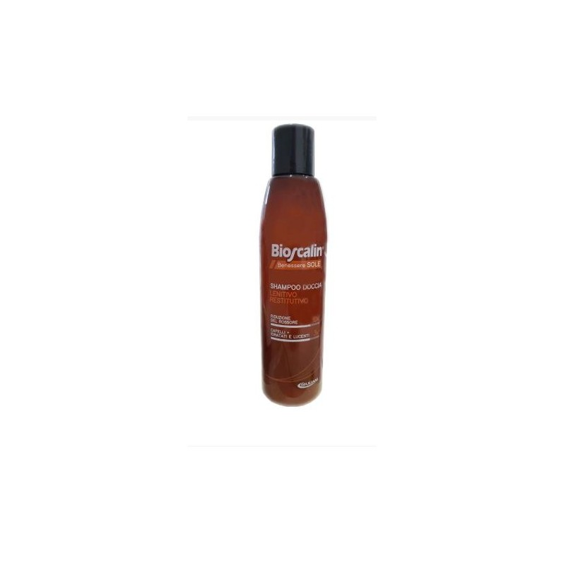Bioscalin Sole Shampoo Doccia Lenitivo Restitutivo