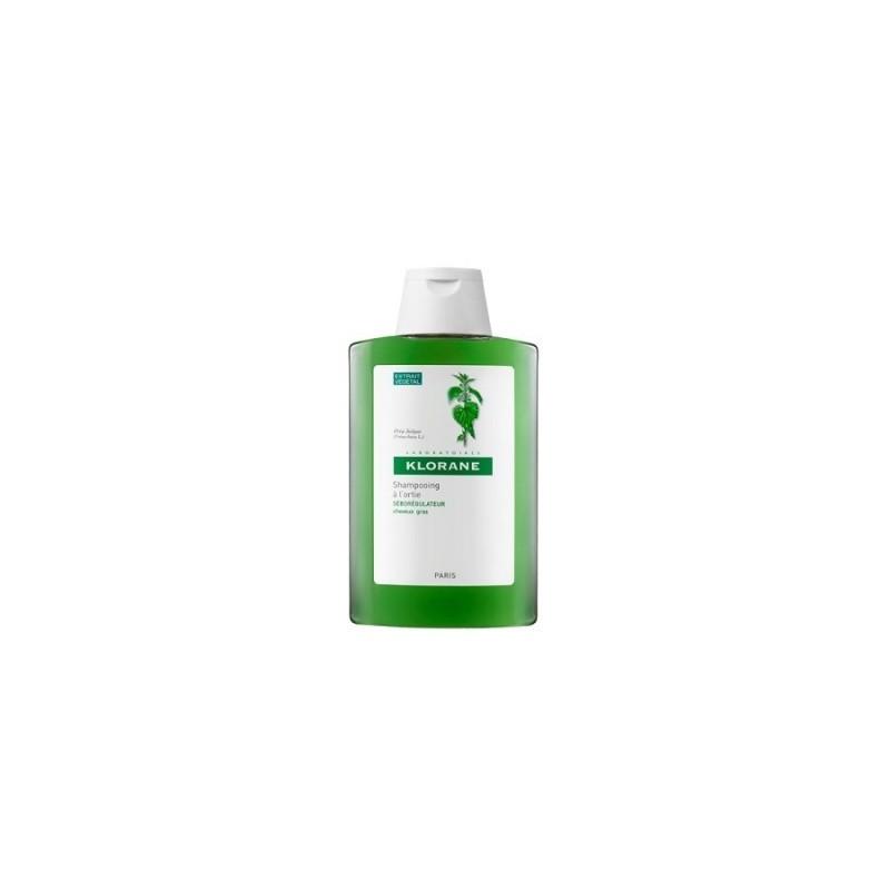 Klorane - Klorane Shampoo Ortica 400 Ml - 930171398