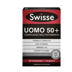 Swisse - Swisse Multivitaminico Uomo 50+ 30 Compresse 斯维诗中老年复合维生素片30粒 50+岁 - 975817988