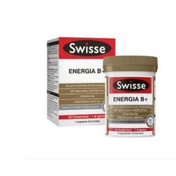 Swisse - Swisse Energia B+ 50 Compresse 斯维诗高强度复合维生素B片补充能量50粒激活细胞 - 975961830