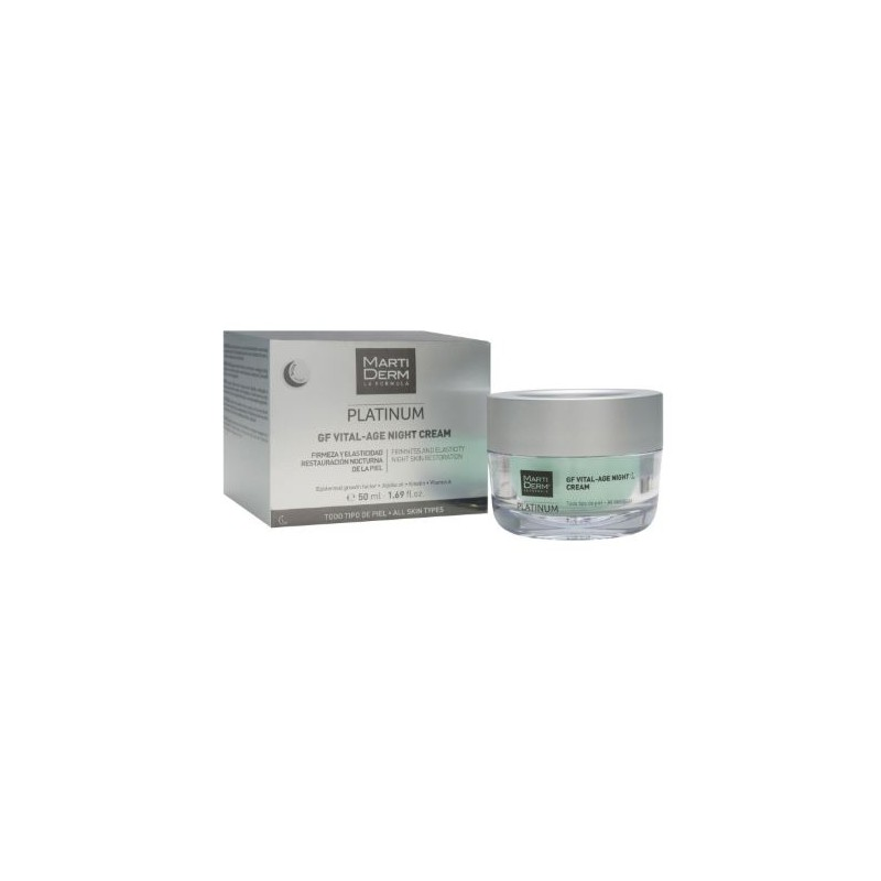 Martiderm™ GF Vital Age Night cream Platinum 50ml