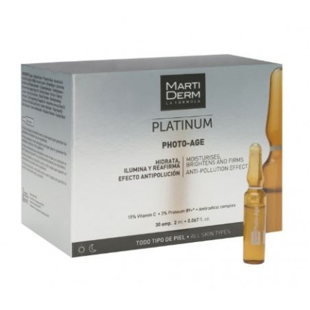 Martiderm® Photo-Age Platinum 30 fiale