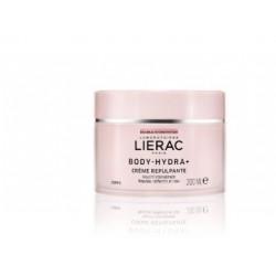 Lierac - Lierac Body-Hydra+ Crema Nutri Rimpolpante 丽蕾克身体牛奶美白保湿霜200ML 蕴含玻尿 - 974006049