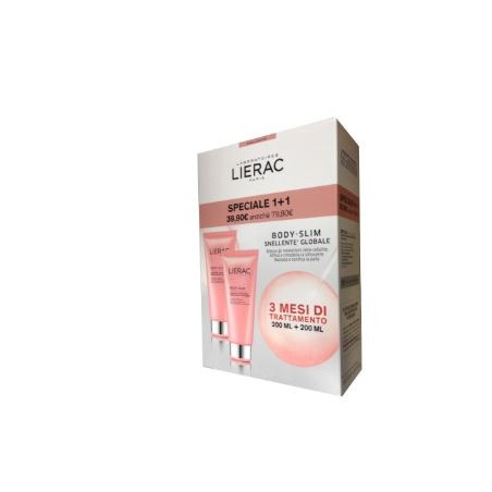 Lierac Body Slim Snellente Globale 200ml+200ml