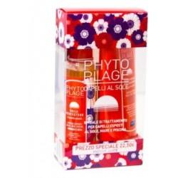Phyto - Phytoplage Bundle Pack Shampoo + Voile protettiva Solare per corpo e capelli 325ml - 971679067