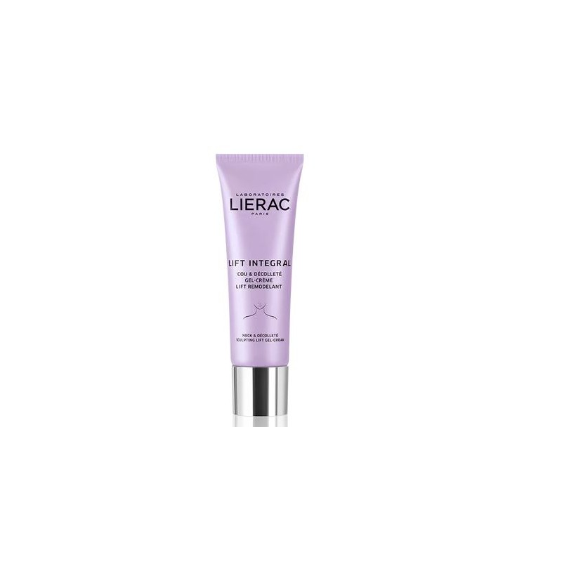 LIERAC LIFT INTEGRAL GEL CREMA COLLO 50ML