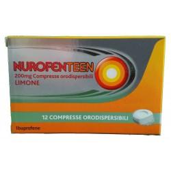 Reckitt Benckiser - Nurofen teen 12 compresse orolim 200mg - 035677145