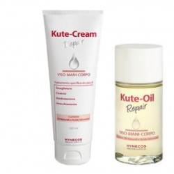 Bio Oil - Kute Oil Repair 60ml + Kute Cream Repair 100ml - 941867057