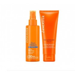 Lancaster - Lancaster Sun Beauty SPF30 Latte Spray 150ml + Tan Maximizer Dopo Sole 200ml - 976340657